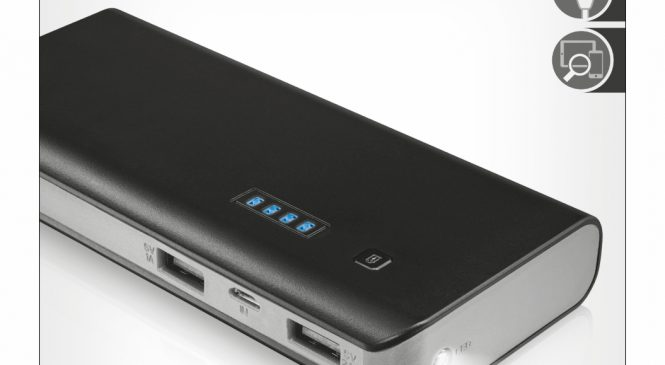 Trust Urban Primo Powerbank incelemesi (Video inceleme)