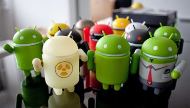 android simgeler
