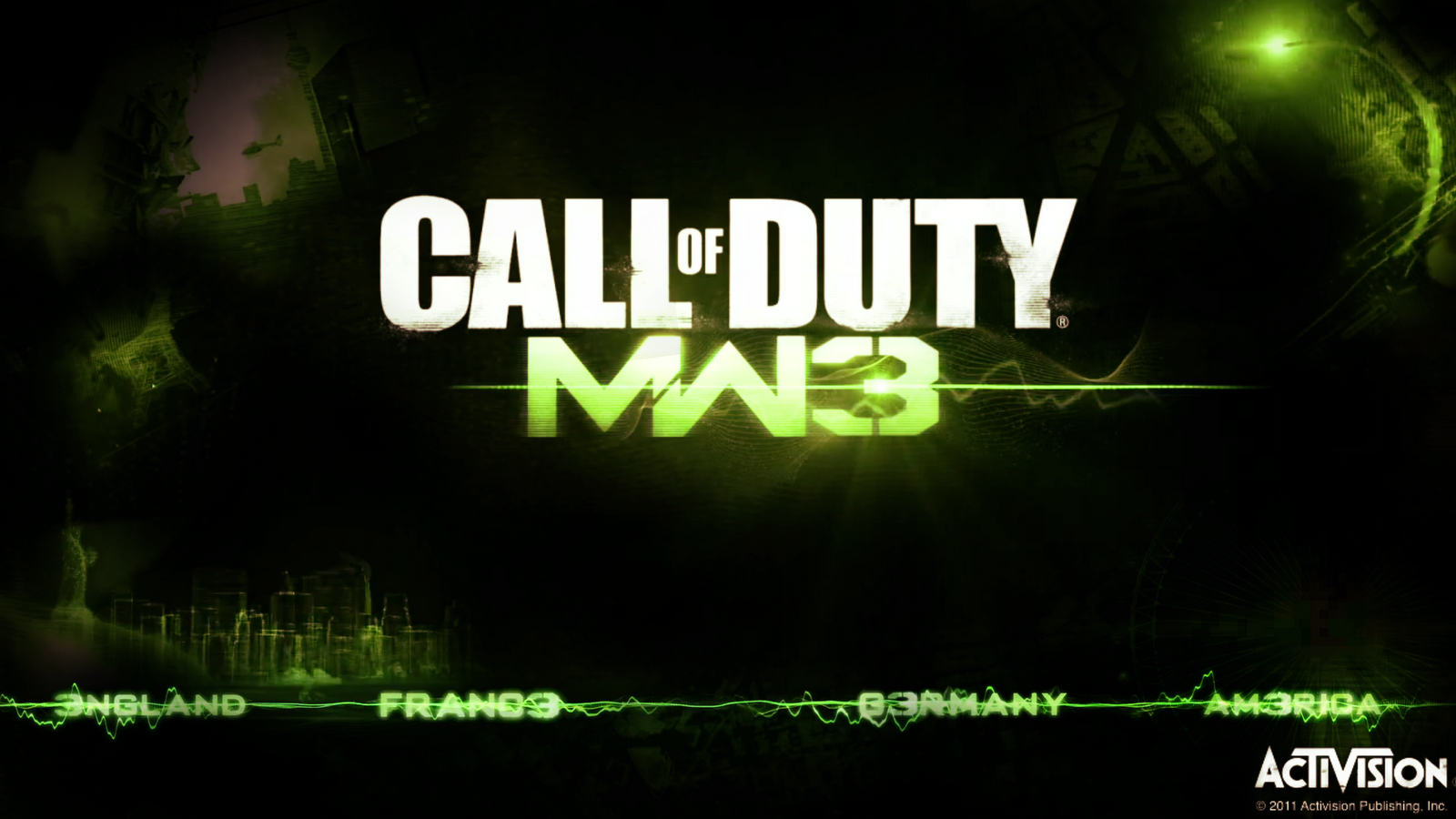 Call Of Duty Modern Warfare 3 trainer