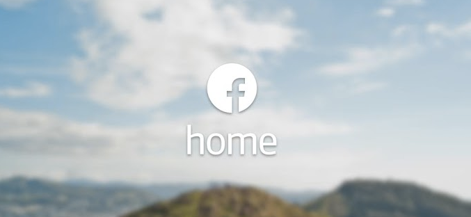 Facebok Home S4 ve HTC One'a yüklenebiliyor.
