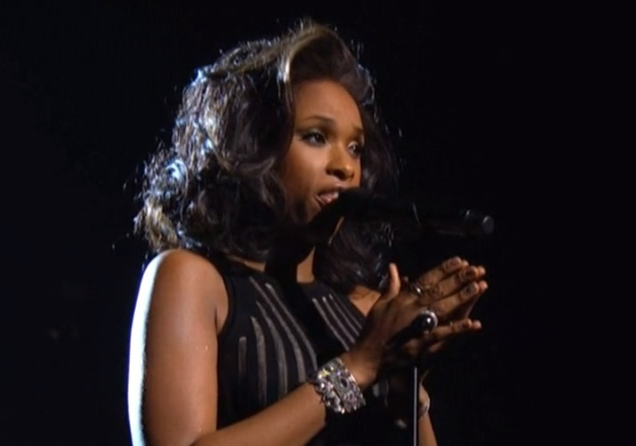 Jennifer Hudson – I Will Always Love You Grammy Awards 2012
